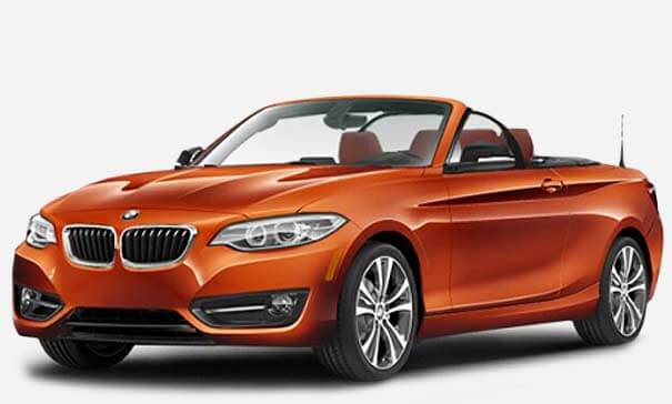 BMW 218 Convertible
